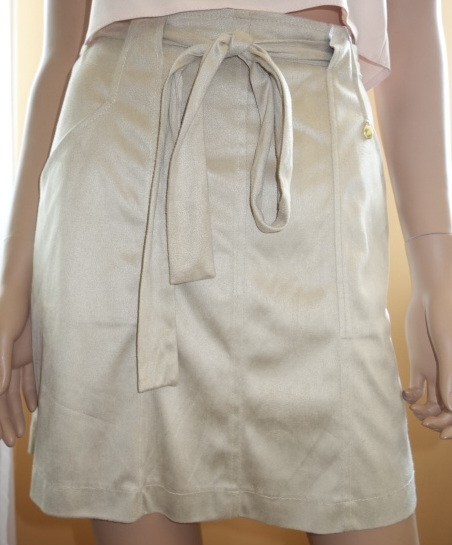 c554a71b Spódnica a'la zamsz marki Rinascimento r S :: La'Mode